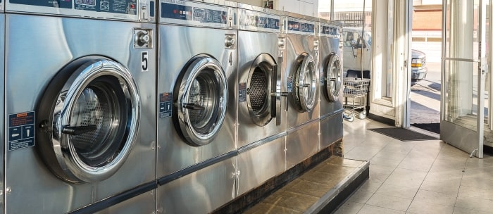 Coin Laundry Self Service Laundry Laundromat Near Cleveland Oh The Mat Laundromat