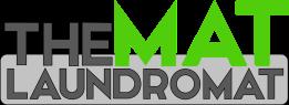 The Mat Laundromat Logo